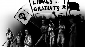 Le Front national et l'avortement (tract d'information)