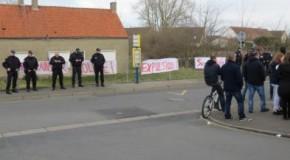 Calais : témoignage de la ferme squattée de Coulogne