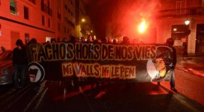 Nantes : contre le FN, riposte antifasciste !