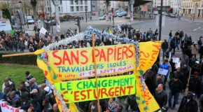 Paris : manifestation du 22 mars en images