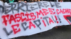 Paris : compte rendu de la manifestation du 22 mars