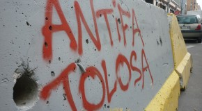 Toulouse : retour sur le rassemblement contre la venue de JM LePen et soutien à Showan