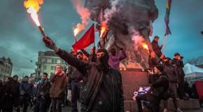 Suède : manifestations antifascistes et soutien à Showan