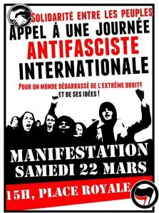 affiche 22 mars Nantes