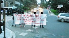 Pau: venue de Manuel Valls, un nouvel épisode répressif
