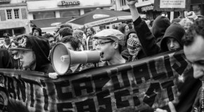 Bruxelles : blocage du meeting électoral du Vlaams Belang