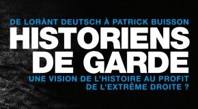 Rennes : enregistrement du débat «Historiens de garde» (conférence de William Blanc)