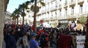 """Montpellier : humiliation pour """"Jour de Colère"""", succès pour les antifas"""