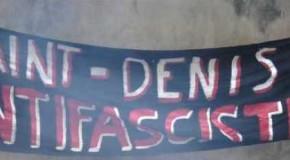 Le Collectif dionysien contre le FN et l'extrême droite s'oppose aux JRE