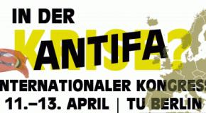 Berlin: Antifa in der Krise, rencontre internationale