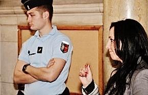 Procès d'Amal Bentounsi le 7 avril 2014