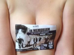 Auto-promo d'In Memoriam : les Antigones assureront-elles la première partie ?