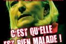 Marine Le Pen n'est pas la bienvenue en Picardie