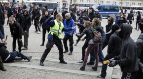 Danemark : marche néonazie, riposte antifa