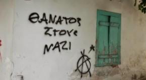 Grèce : ripostes antifas en période électorale (7-10 mai 2014)