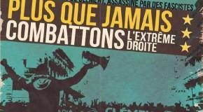 Paris : manifestation antifasciste le 7 juin en mémoire de Clément