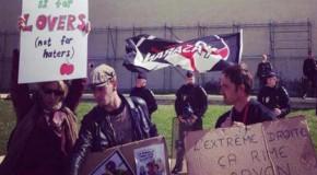 Caen : compte rendu de la manif anti-FN