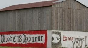 BLood & Honour s'affiche à Epenoy (Franche-Comté)