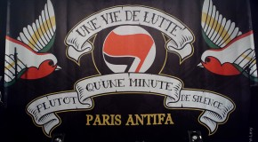 Paris : photos du week-end antifasciste