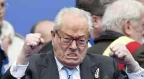 À propos de la dernière sortie de Jean-Marie Le Pen