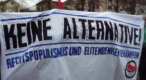 Allemagne: Des nouvelles de l'Alternative für Deutschland (AfD)