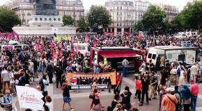 Paris: Succès de la manifestation en mémoire de Clément Méric