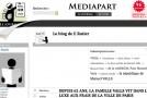 L'antisémite Emmanuel Ratier fait sa promo sur Médiapart