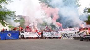 Suisse : message de solidarité de l'AntiraCup