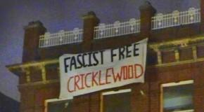 Londres :succès de la mobilisation antifa à Cricklewood