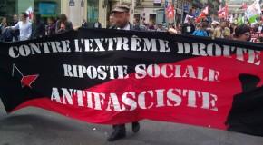 Le FN, un ennemi des travailleurs/-euses en lutte