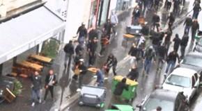 Paris : provoc' de la LDJ à la manif pro-palestinienne