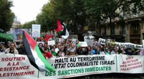 Manifs de soutien au peuple palestinien : mise au point sur la LDJ et Soral