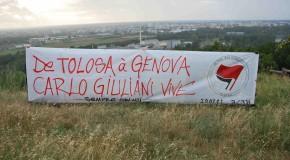 Toulouse : hommage à Carlo