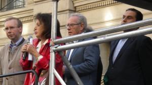 Alain Escada, Jany Le Pen, Jean-Michel Dubois, Elie Hatem.