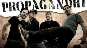 Propagandhi – The Only Good Fascist is a very dead fascist