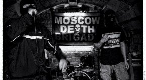Photos du concert de Moscow Death Brigade et What We Feel à Paris le 28 octobre 2014
