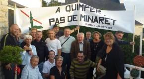 Quimper : la croisade de Claudine Dupont-Tingaud, de l'OAS au Parti de la France