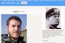 Cogolin : un fan de Mussolini assure la com' du maire FN