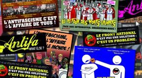 Nouveaux stickers de La Horde (nov.2014)