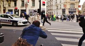 Paris: Compte rendu de la manifestation lycéenne du 13 novembre 2014
