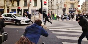 Manifestation à Paris le 13 novembre
