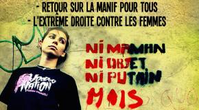 Nancy : discussion autour de féminisme et antifascisme (BAF/LA Horde)