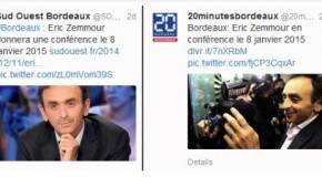Bordeaux : les conférences d'extrême droite sont les bienvenues dans les salles municipales