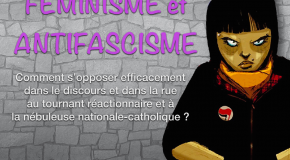 Nancy : féminisme et antifascisme