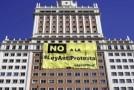 Espagne : le congrès approuve une loi anti-contestation et anti-immigrés