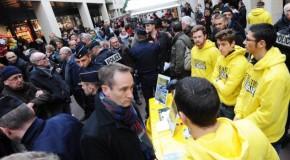 Rouen : La Débandade Des Identitaires