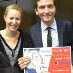 Sanchez et M M Le Pen