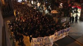 Espagne : opérations policières contre des centres anarchistes