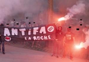 Antifa_La Roche