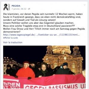 FB de Pegida